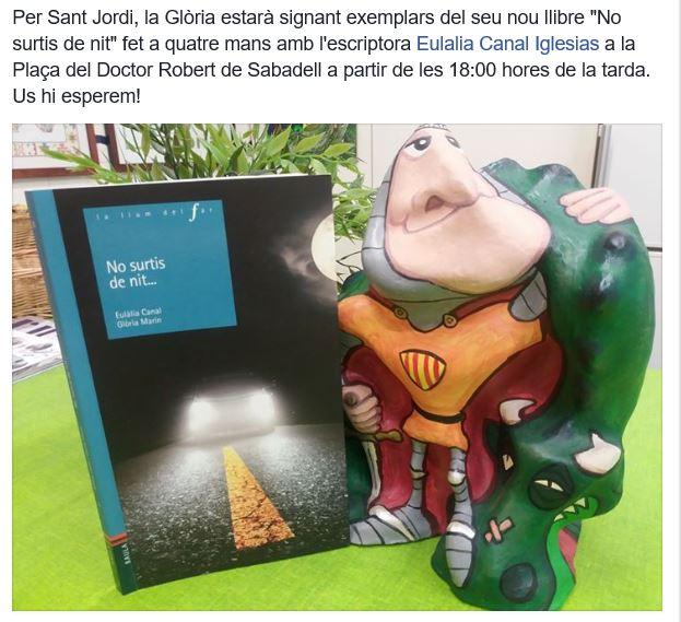 St. Jordi 2017